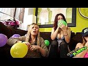 Orgia y fiesta de globo...