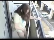 ★【モ有り】変態露出癖 隣室の美人お姉さんのベランダオナニーを盗撮!!