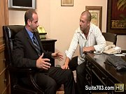 Picture Bald gays Girth and Rod have oral and anal s...