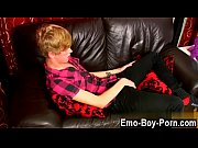 Gay solo emo dildo ass movies 18 year old Austin Ellis is a