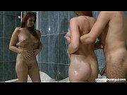 Молодая в прозрачном эротика видео