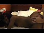 Ebony colombian latin girl fucking for cash