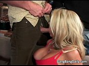 Picture American blonde doll with big tits gets