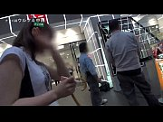 【素人】雨の渋谷でナンパした隠れ巨乳の販売員(18歳)。金の力で精子塗れにしてやりました | AV動画.com