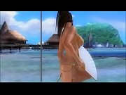 Dead or Alive Xtreme 3 Mai Shiranui Shower Scene