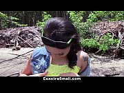 Picture ExxxtraSmall - Stranded Young Girl 18+ Gets...
