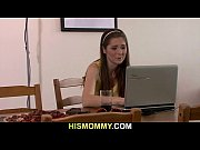 Picture Horny mom finds her son's girlfriend ti...