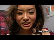 Sassy little asian doll flashing assets in POV and tugging dick, show star alina Video Screenshot Preview