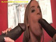 Picture Giant Black Cocks for Blonde Cougar