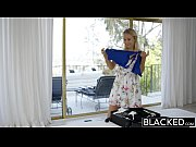 12 Min Sexy Girls BLACKED Movie Super Model Natasha Voya First BBC