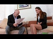 Picture Lovely brunette Allie Haze fucks her job int...