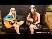 Под гитару онлайн видео