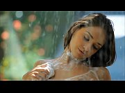 Picture Passion-HD Young Girl 18+ brunette showers a...