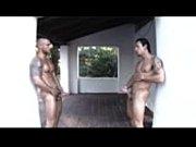 Foda na Varanda Gays fazendo amor e muito oral