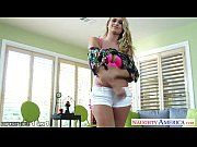 Picture Superb blonde housewife Natalia Starr take c...