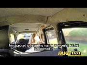 Fake Taxi bride to be r...