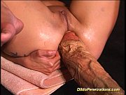 Picture Monster anal dildo
