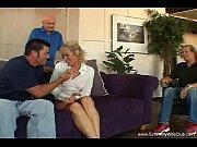 Blonde Swinger Wife Tri...