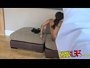 Picture FakeAgentUK Fake casting puts flexible petit...