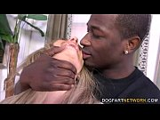 Picture Madelyn Monroe is assfucked by a black guy