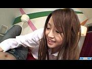 Ria Sakurai gets nailed...