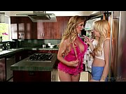 Hugwap.com Mother In Law Cherie Deville Seduces Samantha Rone