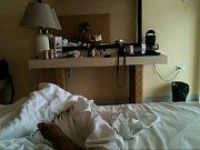 Paja en hotel mexico