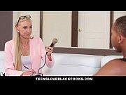 Picture TeensLoveBlackCocks - Blonde Chick Gets Plundered...