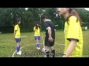 Picture Subtitled ENF CMNF Japanese nudist soccer pe...