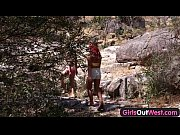 Girls Out West - Lesbian Aussi