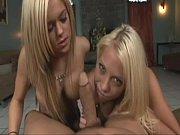 Порнои блондинка и негр