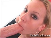 Blowjob and facial cumshot com
