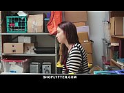 Picture Shoplyfter - Troublemaking Young Girl 18+ Fucks T...