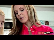 Picture Busty stepmom Julia Ann threesome session with Yo...