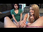 Picture Hope Harper and Raquel Roper CuckQuean BLOWJ...