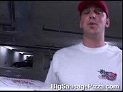 Big Sausage Pizza - Anita view on xvideos.com tube online.