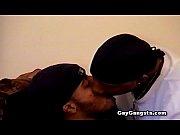 Black Gay Love to Suck Big Cock