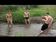 foursome bareback fun out in the countrys … – Gay Porn Video
