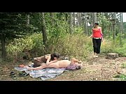 Picture Outdoor Mature Couple With Horny Young Girl...