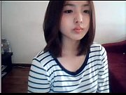 Picture Korean girl on web cam