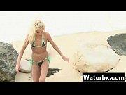 Красивые блондинки анал большие члены видео