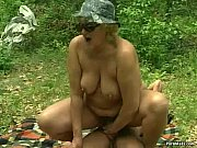 Picture Chubby granny gets pounded outdoor