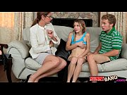 Picture Strict stepmom Samantha Ryan and Young Girl...