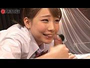 【長谷川るい】笑顔が可愛い女子高校生と着衣セックスするシーン