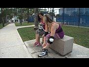 Sara Jay and Kendra Lus...