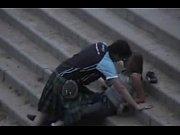 Câmera de Segurança da Praça Flagrou o Casal de Noite Fodendo - http://www.videosdeflagrasamadores.com