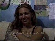 La Modelo boliviana Vivian Colombo xxx