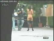 Alejandra guzman completamente desnuda