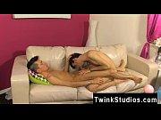 Emo twink gay porno sex videos Colby London has a boner fetish and