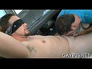 Free sex sperm during wild gay sex